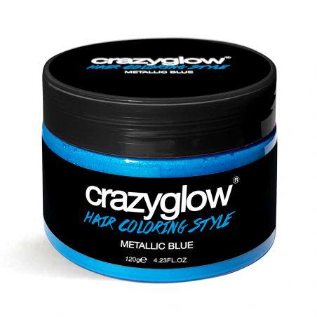 CRAZYGLOW METALLIC BLUE