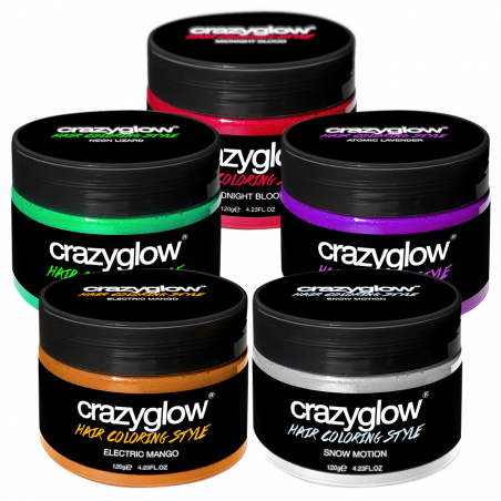 CRAZYGLOW PACK CRAZY